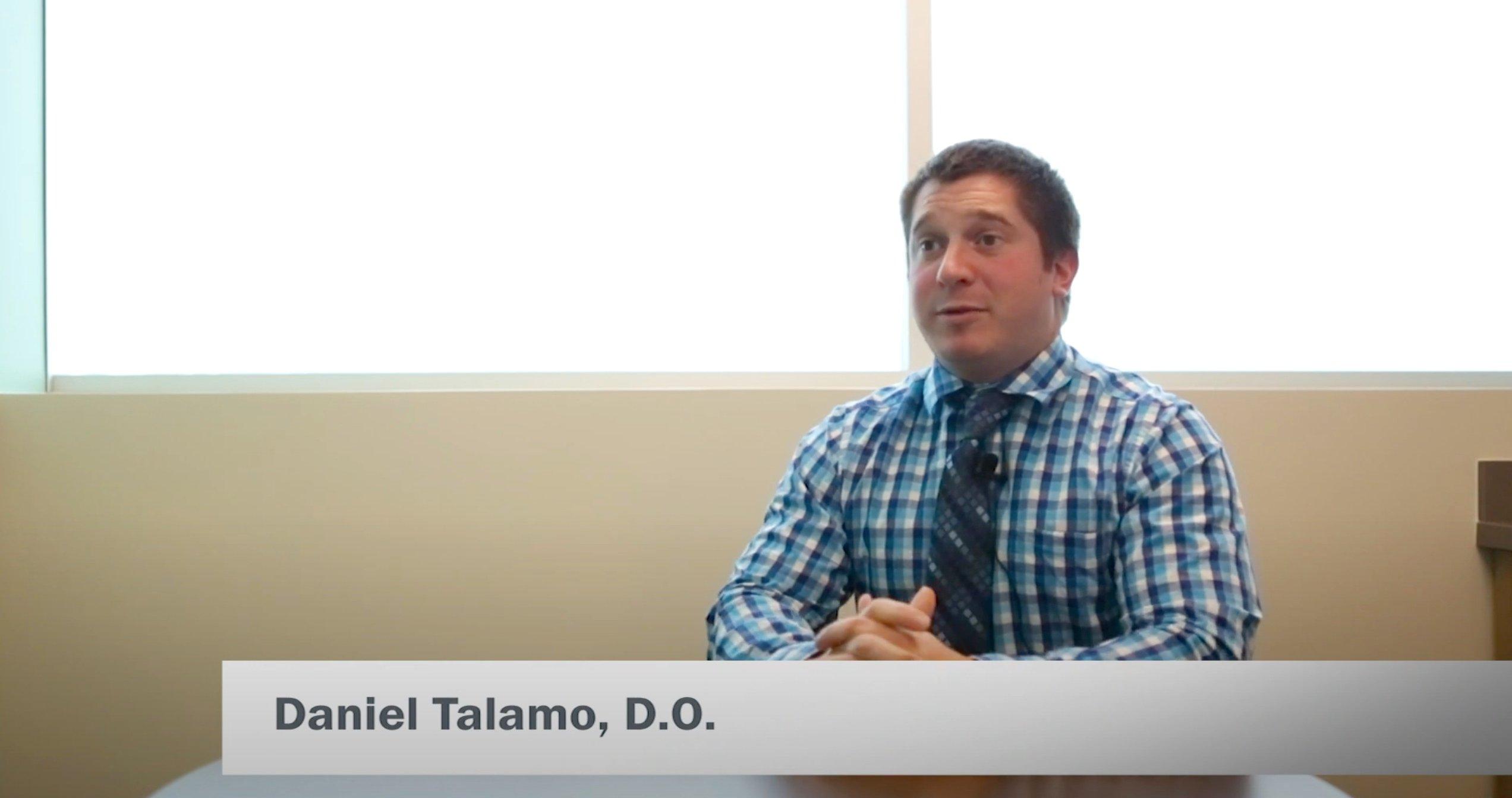 Dr. Daniel Talamo on using PracticeLink